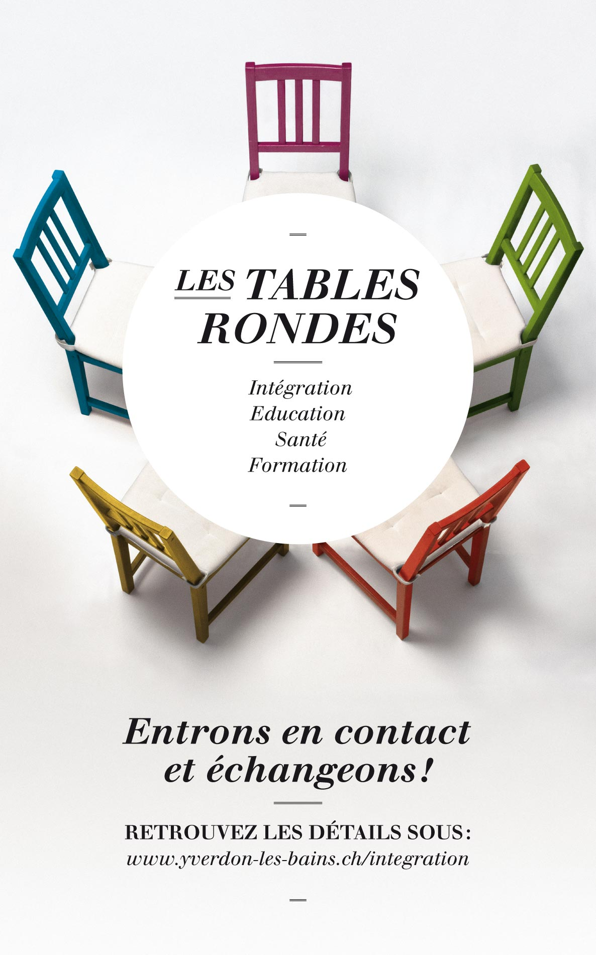 Table Ronde, artwork: Thierry Schulé